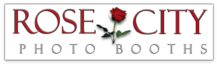Rose City Photo Booths Logo